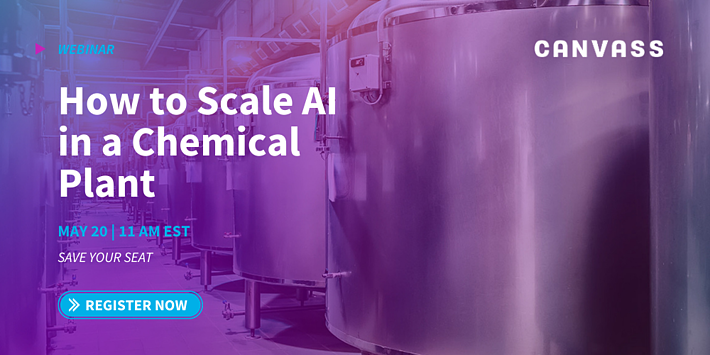 How to Scale AI in a Chemical Plant